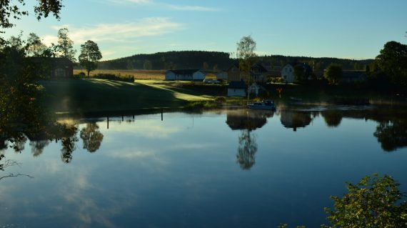 Vackra vyer i Norge och Sverige